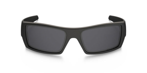 12-891 matte black polarized front