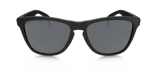 24-297 matte black polarized front