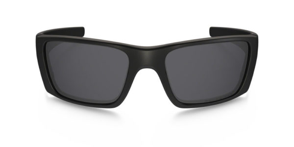 9096-05 matte black polarized front