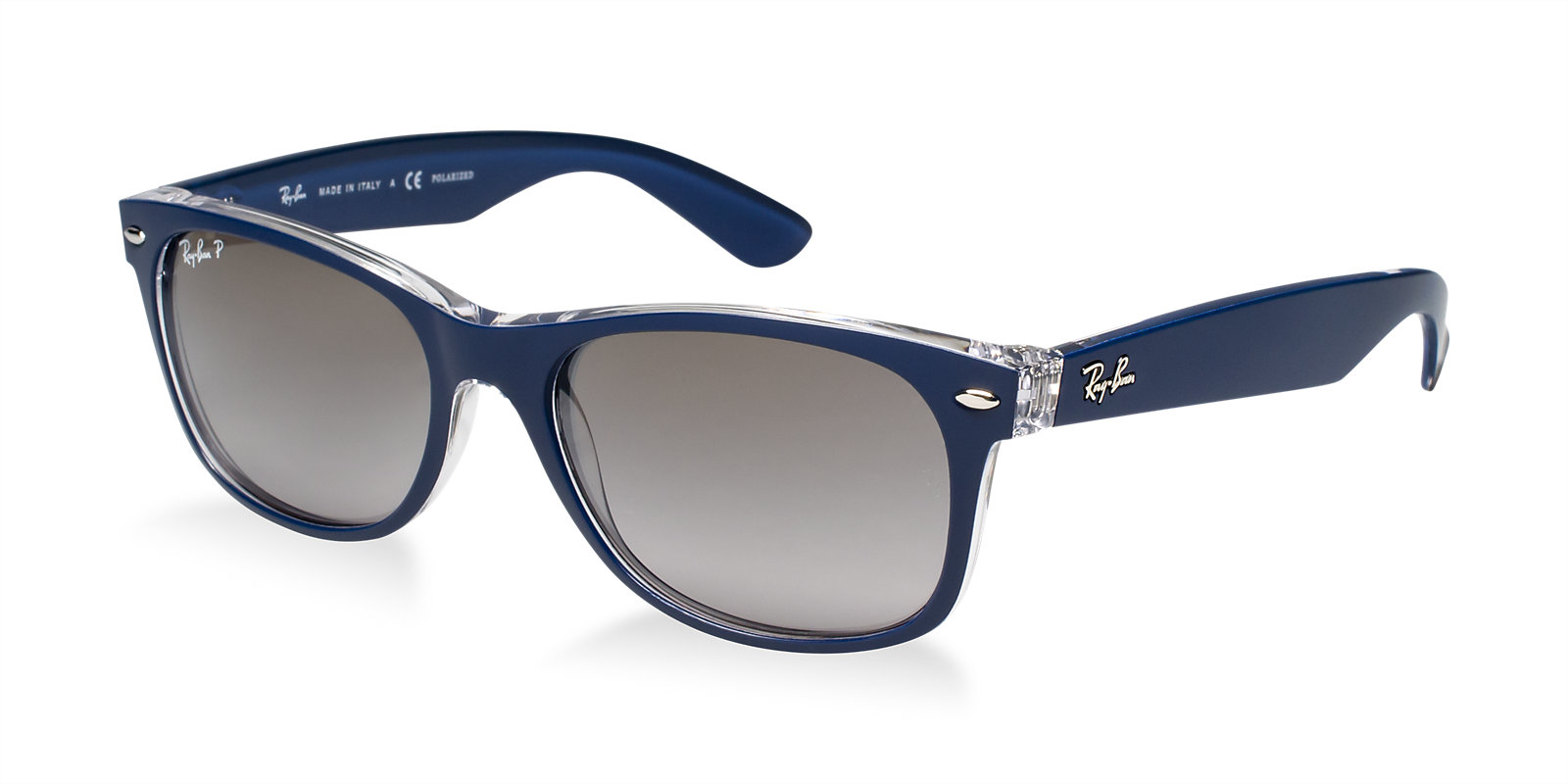 e83928cd83025 ... coupon for rb2132 6053m3 trans matte blue angle. previous next. previous  next. ray italy ray ban ...