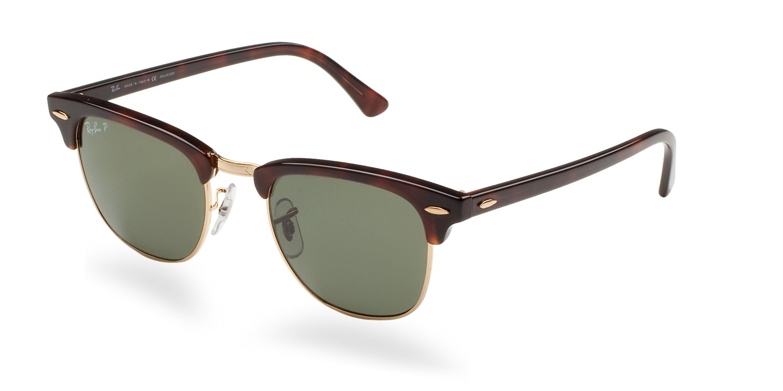 2776709660 Previous  Next. Previous  Next. RAY-BAN RB3016 990 58 POLARIZED TORTOISE  CLUBMASTER SUNGLASSES