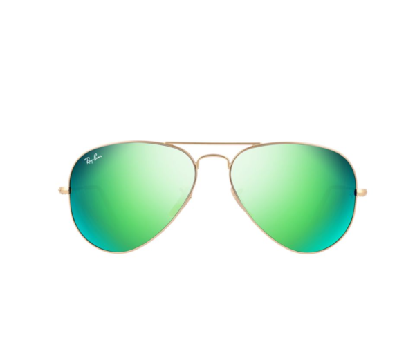 Ray Ban Rb3025 112 19 Flash Mirror Aviator Sunglasses