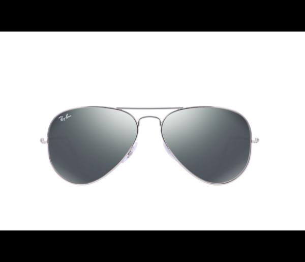 Aviator Sunglasses  ray ban rb3025 silver mirror aviator sunglasses lux eyewear
