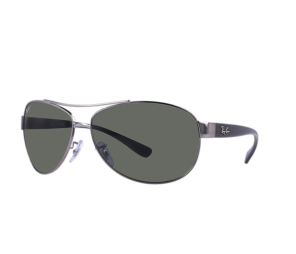 8cd21a505fb Ray Ban 3386 Gunmetal Polarised « Heritage Malta
