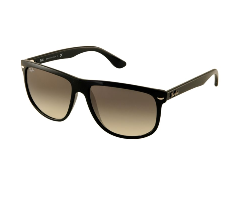 ray ban rb4147 601 32 black boyfriend sunglasses lux eyewear. Black Bedroom Furniture Sets. Home Design Ideas