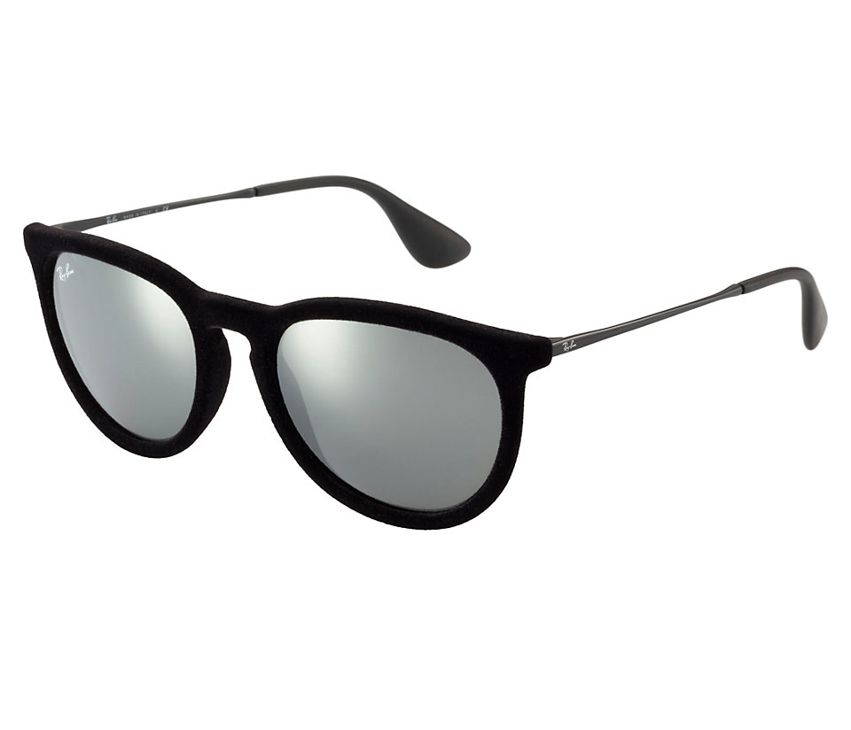 Velvet Sunglasses  ray ban rb4171 60756g black velvet erika sunglasses lux eyewear
