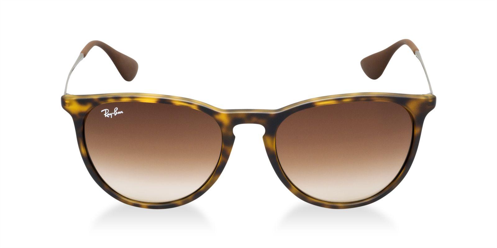 Ray Ban Rb4171 865 13 Tortoise Erika Sunglasses Lux Eyewear