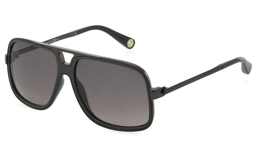 7c07d5ef768 MARC JACOBS MJ 513 S SEMI MATTE DARK GRAY SUNGLASSES