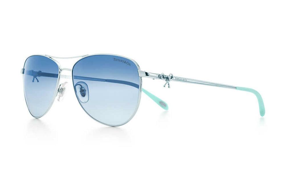 Blue Tiffany Sunglasses  tiffany co brands lux eyewear