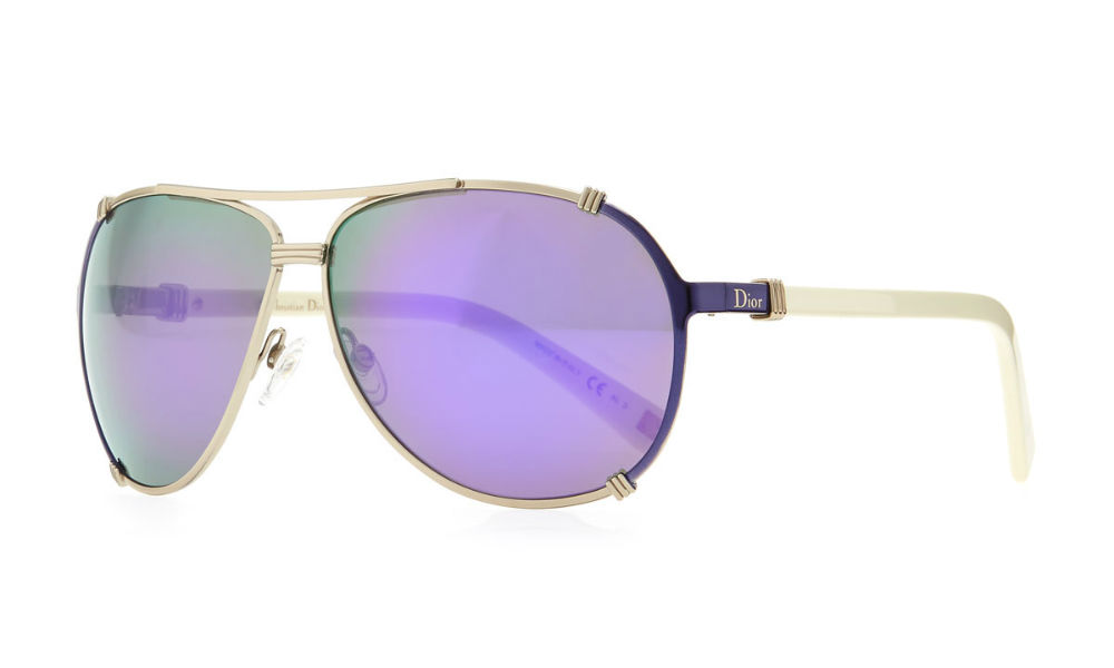 Dior Chicago Sunglasses  dior chicago 2 s n6e gold purple mirror sunglasses lux eyewear