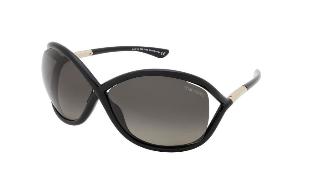 tom ford ft0009 01d whitney black polarized sunglasses lux eyewear. Cars Review. Best American Auto & Cars Review