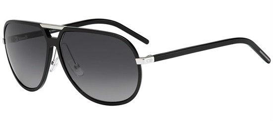 Aluminum Sunglasses  dior homme al 132 s 53h black aluminum sunglasses lux eyewear
