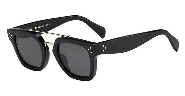 Bridge Black Sunglasses 41077s Cl 807 Celine nwN0k8PXO
